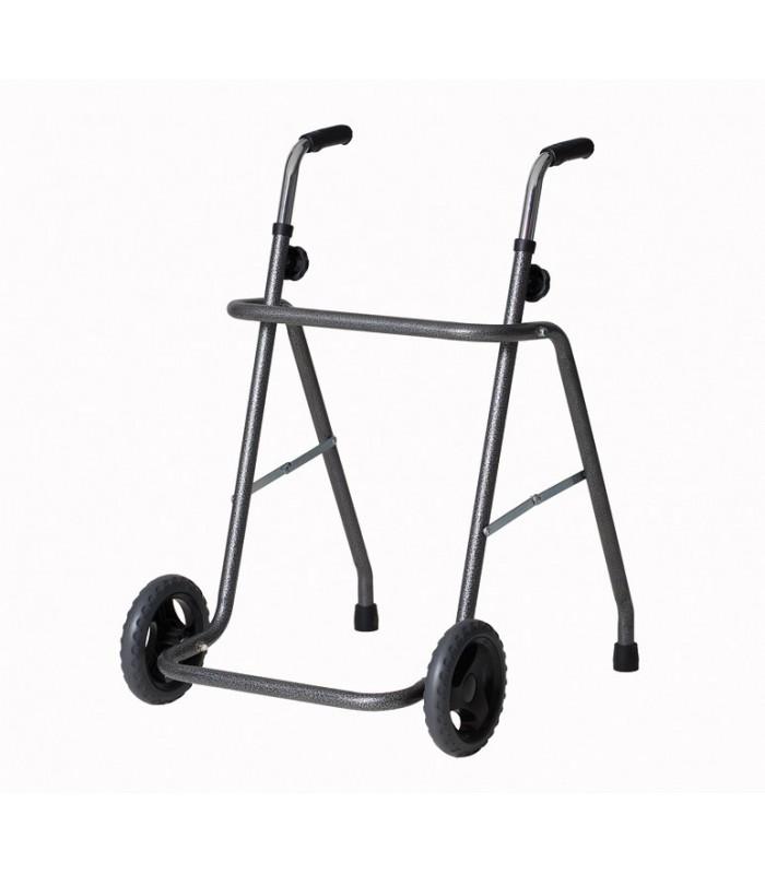 Caminador con 2 ruedas AD254
