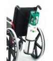 Porta bombonas de óxigeno para breezy 250 comprado junto con la silla