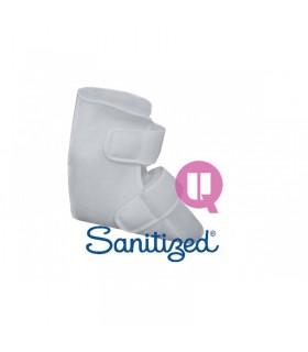 Patuco sanitized alto blanco