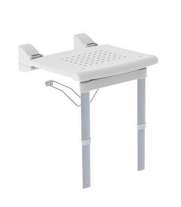 Comprar ad711 asiento de ducha abatible asientos abatibles for Asientos para duchas