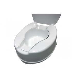 Bidet adaptable elevador wc