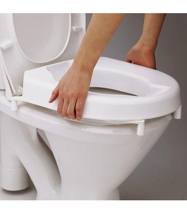 """Elevador wc """"hi-loo"""" 10cm sin tapa"""