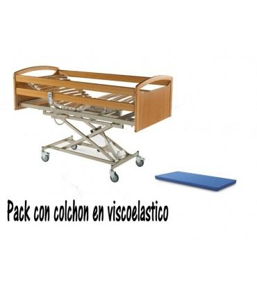 Cama Valencia pack