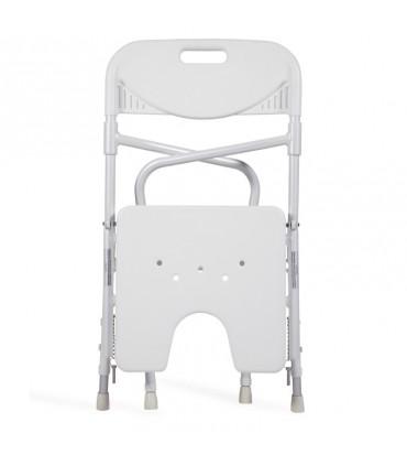 silla ducha plegable para ancianos