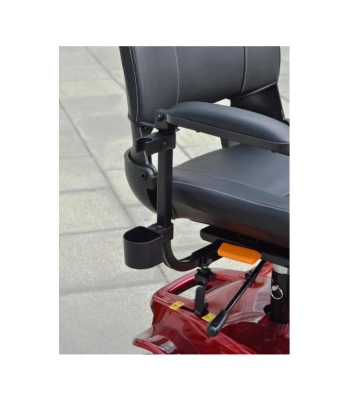 porta baston o muleta conjunto silla/o scooter