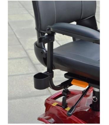 porta baston conjunto silla/o scooter