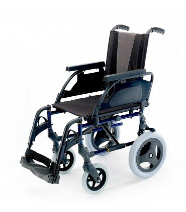 Silla de ruedas Breezy 250 y cojin antiescara