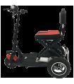 Scooter minusvalido de viaje GO-GO 3 ruedas-12ah