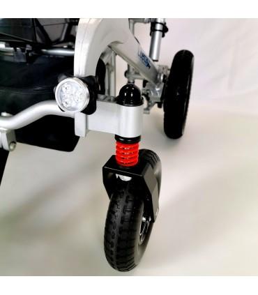 Kit luces delanteras+traseras (LIBERCAR)