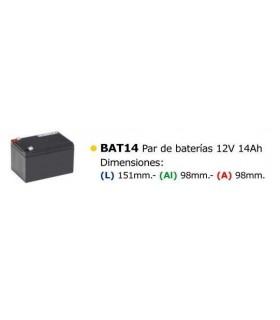 Baterias bat14