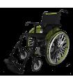Silla de ruedas Basic Duo