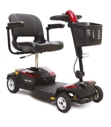 Scooter minusvalidos con suspensión go-go LX