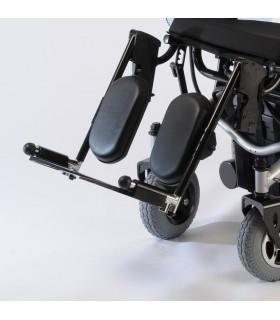 Par reposapies elevables silla electrica R200/R220