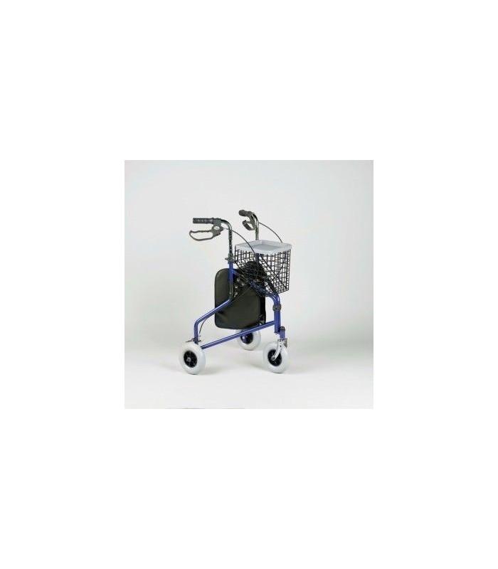 Caminador con ruedas delta AD240