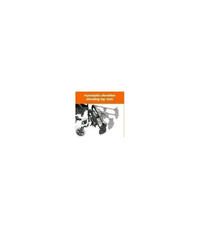 Reposapies elevable dch celta conjunto silla ortopedia - Ortopedia low cost ...