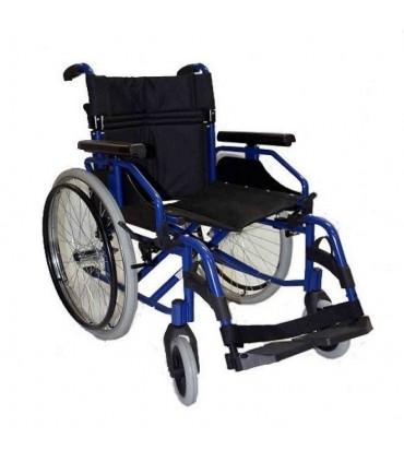 Silla de ruedas aluminio Saby r-600