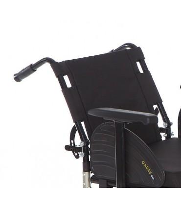 Respaldo reclinable conjunto silla gades