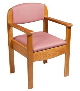 Banqueta-silla con inodoro AD904