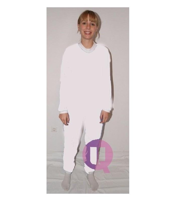 Pijama antipañal manga corta-pantalon corto